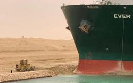 Sau 6 ngày mắc kẹt, tàu Ever Given chính thức được giải cứu