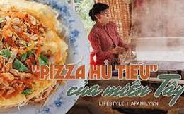 """""""Pizza hủ tiếu"""" - món ăn được cấp bằng sáng chế độc nhất của gia đình 3 thế hệ làm hủ tiếu tại miền Tây, thu về chục triệu mỗi ngày, giúp nuôi con đi du học Mỹ"""