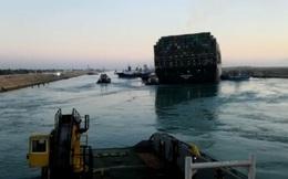 CNN: Kênh đào Suez sẽ thông trong hôm nay