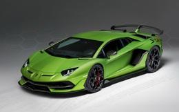 """Ma tốc độ"" kế nhiệm Lamborghini Aventador sắp ra mắt"