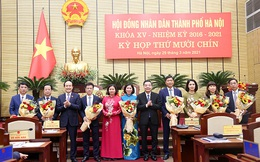 Hà Nội bầu bổ sung 7 Ủy viên UBND thành phố