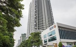 Hy hữu ở Hà Nội một tòa chung cư nằm trên địa giới cả hai quận Cầu Giấy - Nam Từ Liêm, chủ đầu tư nói gì?