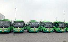 Hà Nội mở thêm 3 tuyến buýt mới từ 1/4