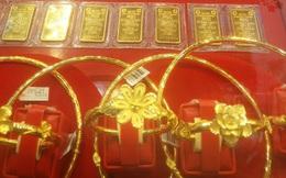 Thị trường vàng bất thường