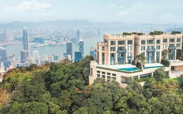 Căn nhà 1.000m2 ở Hồng Kông vừa lập kỷ lục vô tiền khoáng hậu: Giá thuê 2 triệu USD/năm