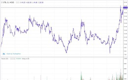 Giao dịch kỷ lục gần 100 triệu cổ phiếu STB