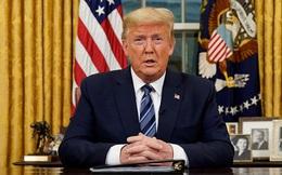 """Donald Trump chính thức giới thiệu """"trang web chính thức của Tổng thống Mỹ thứ 45"""""""