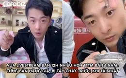 'Ông hoàng livestream' Trung Quốc từng dính 'phốt' bán hàng giả, thách thức dư luận, bị tẩy chay trước khi tái xuất ngoạn mục