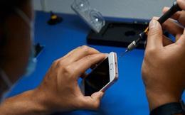 """Apple """"bật đèn xanh"""" cho các cửa hàng tại Việt Nam tự sửa chữa iPhone như chính hãng!"""