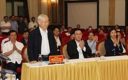 Tổng Bí thư, Chủ tịch nước Nguyễn Phú Trọng được 100% cử tri nơi cư trú ủng hộ ứng cử ĐBQH
