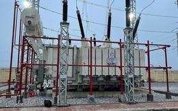 Đóng điện máy biến áp thứ 2 tại TBA 220 kV Quang Châu với tổng đầu tư hơn 116 tỷ đồng