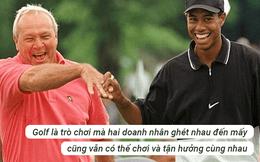 """Bài học sống từ """"vua golf thế giới"""" Arnold Palmer: Sự chăm chỉ luôn giá trị hơn may mắn"""