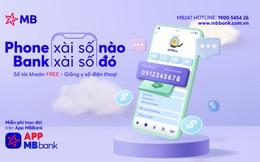 Lần đầu tiên tại Việt Nam, một ngân hàng cho phép mở tài khoản trùng số điện thoại, hoàn toàn miễn phí