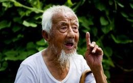 Cụ ông 113 tuổi trẻ như 80 tuổi, bí quyết trường thọ không phải là tập thể dục nhiều mà là hai điều này
