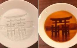 Chỉ một chi tiết trên chén nước tương cũng đủ thấy người Nhật tinh tế thế nào, khách hàng phải thốt lên: Cầm lấy tiền và bán nó cho tôi!