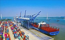 Đầu tư xây dựng hai bến container tại Khu bến cảng Lạch Huyện