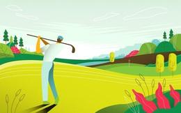 Người khác chơi golf để giải trí, tôi đã chơi golf và thay đổi cả cuộc sống