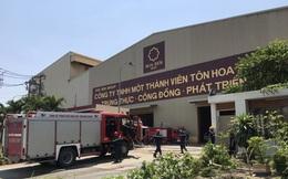 Hoa Sen Group (HSG): Nhà máy bị cháy đã ngưng hoạt động từ 2019