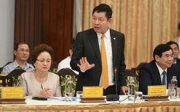 Ông Trương Gia Bình đề xuất Chính phủ cho doanh nghiệp tư nhân xử lý vấn đề của sàn giao dịch chứng khoán Việt Nam