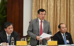 Chủ tịch PVN Hoàng Quốc Vượng kiến nghị ban hành Luật Dầu khí mới
