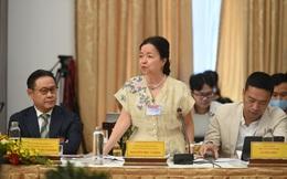 Chủ tịch REE Nguyễn Thị Mai Thanh: Nguồn tài nguyên của chúng ta đang cạn kiệt dần