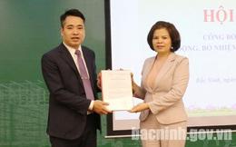 Bắc Ninh có tân Giám đốc Sở Xây dựng