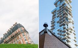"""Khó mà tin trên thế giới có những công trình với kiến trúc quái dị thế này, chỗ cuối cùng mới """"gây sốc"""" nhiều nhất"""