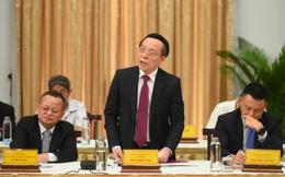 Chủ tịch DOJI Đỗ Minh Phú: Hệ thống pháp luật đang là lực cản của nhiều mô hình kinh tế mới như Grab, AirBnB hay cho vay ngang hàng P2P