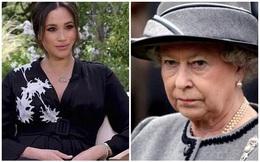 Trước giờ lên sóng cuộc phỏng vấn của vợ chồng Meghan: Nữ hoàng Anh có động thái mới, nói một câu đủ khiến cặp đôi xấu hổ ê chề