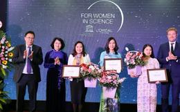 Việt Nam không thiếu những nhà khoa học nữ tài năng được vinh danh trên thế giới, thành tích xuất sắc còn có cơ hội ẵm ngay 150 triệu VNĐ