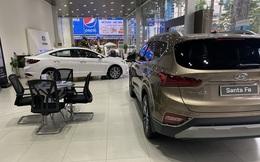 Ôtô nhập khẩu giảm liên tục