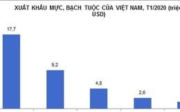 Thủy sản xuất khẩu mạnh sang EU nhờ hiệp định thương mại
