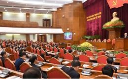 Ảnh: Toàn cảnh phiên bế mạc Hội nghị Trung ương 2, khóa XIII