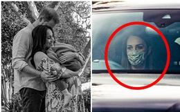 """Hậu cuộc phỏng vấn bom tấn của nhà Sussex: Meghan Markle tung ảnh mới """"trêu ngươi"""", hoàng gia Anh bị rúng động"""