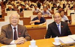 Sáng nay, Quốc hội bỏ phiếu kín miễn nhiệm Thủ tướng Chính phủ, UBTV Quốc hội trình Quốc hội miễn nhiệm Chủ tịch nước