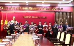 Quảng Ninh bổ nhiệm lãnh đạo 3 Sở thông qua thi tuyển