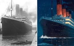 Những hình ảnh hiếm của con tàu huyền thoại Titanic ngoài đời thực: Có thực sự hào nhoáng và lộng lẫy như trong phim?