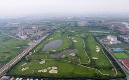 Nhập nhằng các dự án sân golf