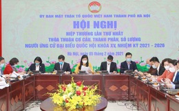 Hà Nội: 6 người ứng cử ĐBQH xin rút, 1 người bị bắt tạm giam