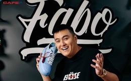 Gia thế khủng ít người biết của YouTuber Fabo Nguyễn: Con trai đại gia điện tử Sài Gòn, tự tin khoe một lần shopping cùng vợ tiêu hết 2,5 tỷ VNĐ