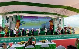 Khởi công xây dựng dự án nhà ở xã hội hơn 3.000 căn tại Đà Nẵng