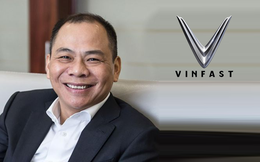 Nếu giá trị VinFast đạt 50 tỷ USD: Tài sản tỷ phú Vượng có thể lên hơn 30 tỷ USD, đứng trong Top 50 người giàu nhất thế giới