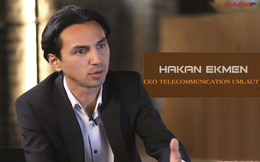 CEO Telecommunication Umlaut: Tiên phong triển khai 5G chứng minh Việt Nam có thể đưa ra các hạ tầng số hiệu quả!
