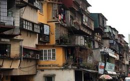 Hơn 1.500 chung cư cũ ở Hà Nội: Vì sao mới chỉ cải tạo được 18?