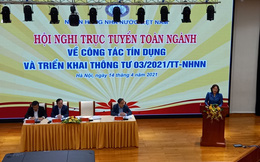 Thống đốc Nguyễn Thị Hồng: Các ngân hàng cần điều hành tín dụng tăng trưởng đi đôi với chất lượng, không đánh đổi lợi nhuận với rủi ro