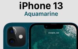 iPhone 13 lộ ảnh concept với phối màu mới, cực kỳ sang xịn