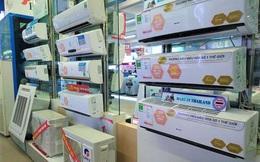 Điều hòa giảm giá sốc hơn 40%, tủ lạnh đồng loạt giảm sâu