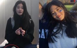 """Cháu gái gia tộc Samsung lộ diện đã lập tức """"gây bão"""" MXH với diện mạo thanh thuần nhưng chiếm trọn spotlight lại là bộ quần áo của tiểu thư 17 tuổi"""
