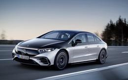 Siêu phẩm xe điện Mercedes-Benz EQS chính thức ra mắt: Tầm hoạt động 770 km, hiện đại như robot