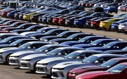 Ô tô nhập từ Trung Quốc tăng đột biến
